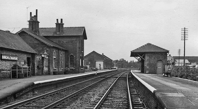 Burgh-le-Marsh Station