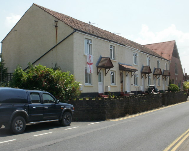 Houses, Tutnalls Street, Lydney