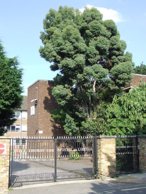 St Thomas the Apostle College, SE15