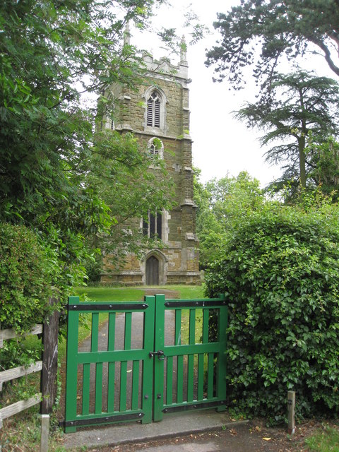 Manby - St. Mary's church