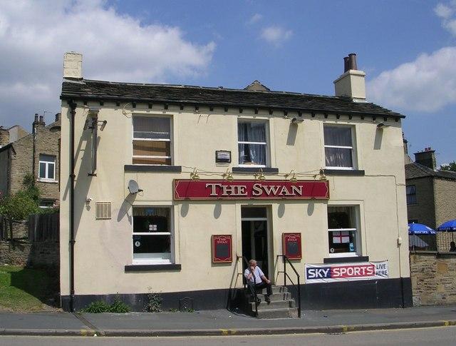 The Swan - Swan Lane