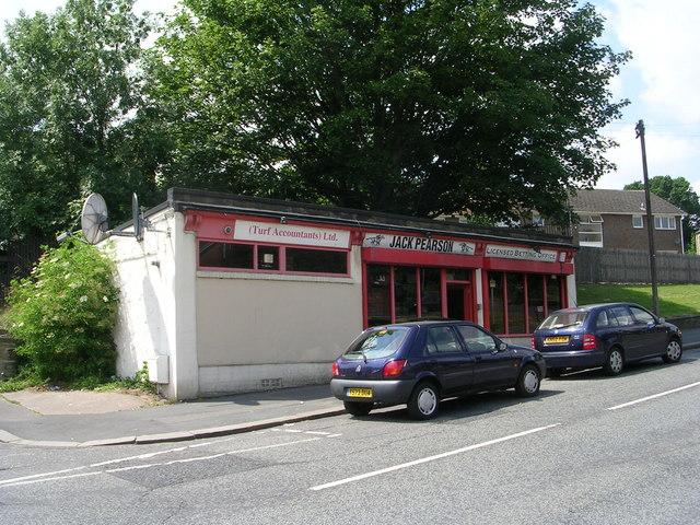 Jack Pearson Turf Accountants Ltd - Swan Lane