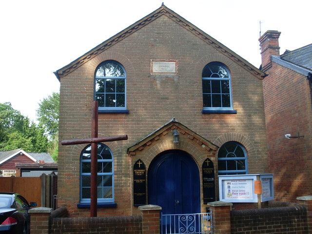 Winkfield Row Methodist Church