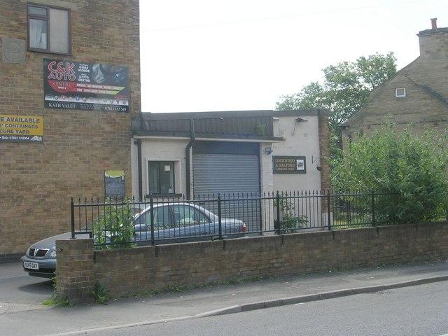 Lockwood & Salford Liberal Club - Victoria Road