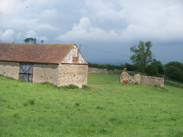 Shoulder of Mutton Barn [2]