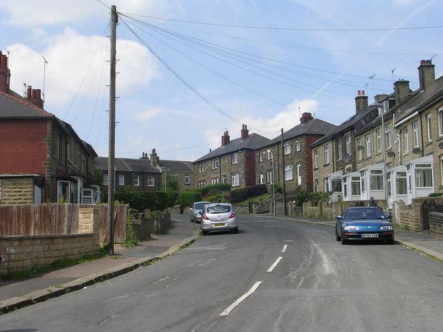 Armytage Crescent - Victoria Road