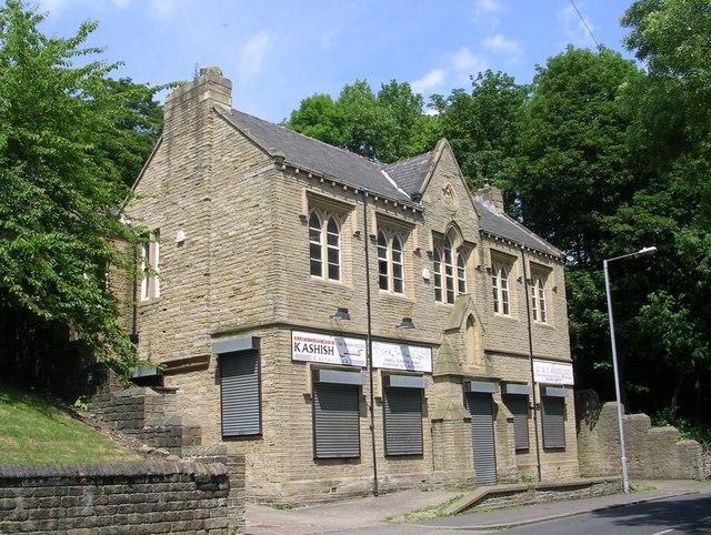 Rashcliffe Church School - Victoria Road