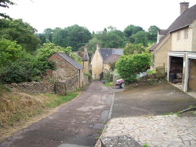 Day's Lane, Blockley