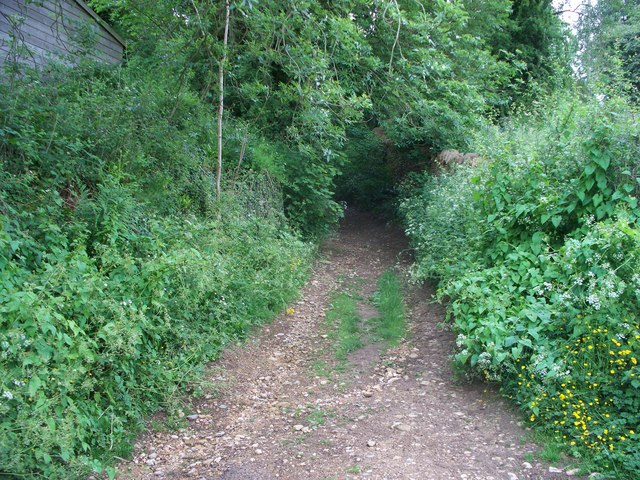 Path to the B4479