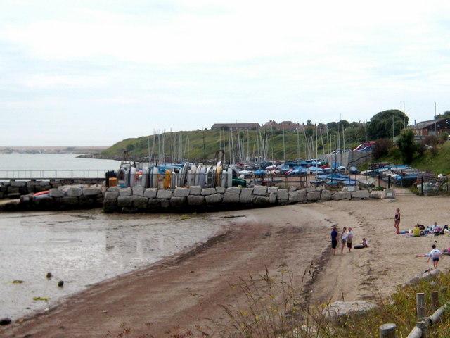 Sandsfoot Beach - Weymouth