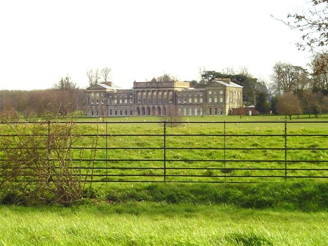 Heveningham Hall, Suffolk