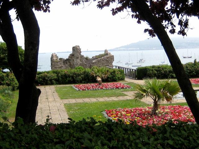 Sandsfoot Gardens -Weymouth