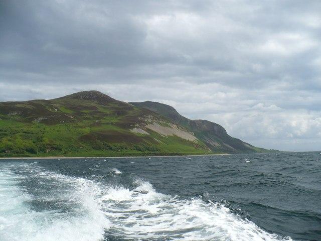 Lamlash Bay