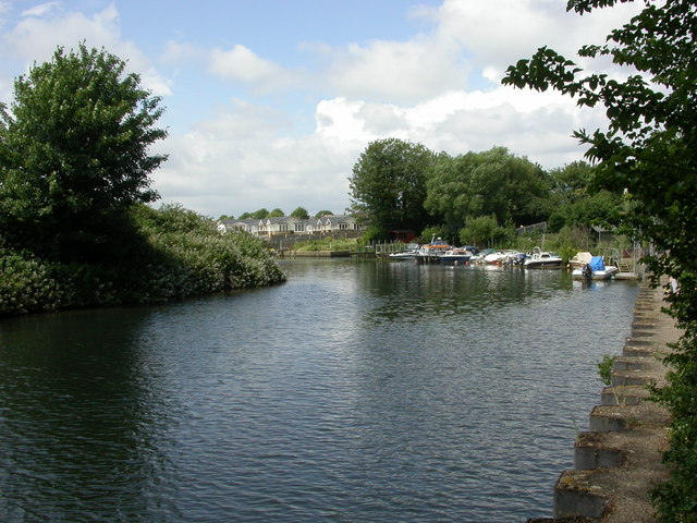 Christchurch, River Stour