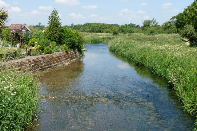 River Frome, Dorchester, Dorset