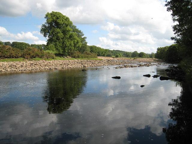 The River South Tyne near Low Burnfoot