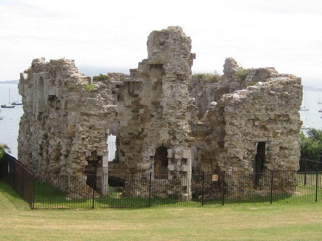 Sandsfoot Castle - Weymouth