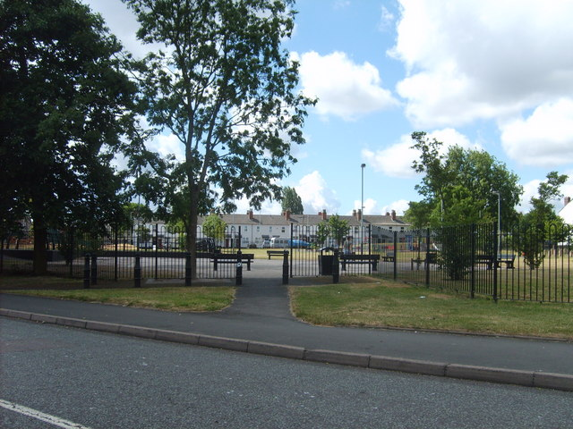 All Saints Playground