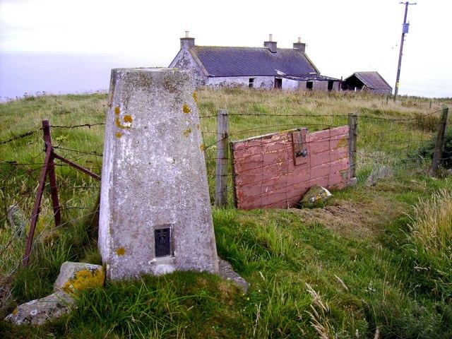 Swiney Hill triangulation pillar
