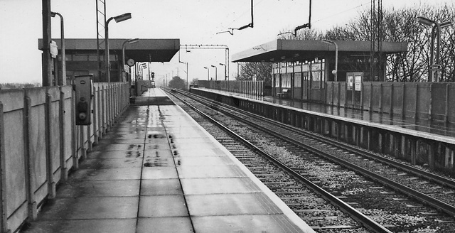 Burnage Station