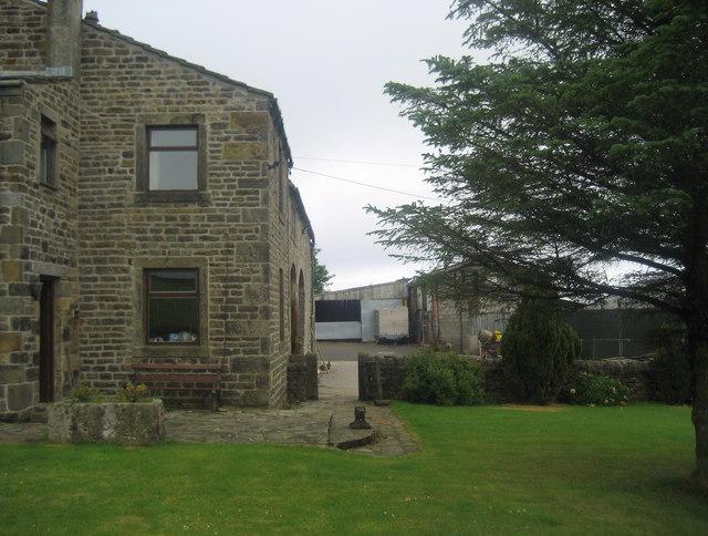 Buttock Laithe Farm