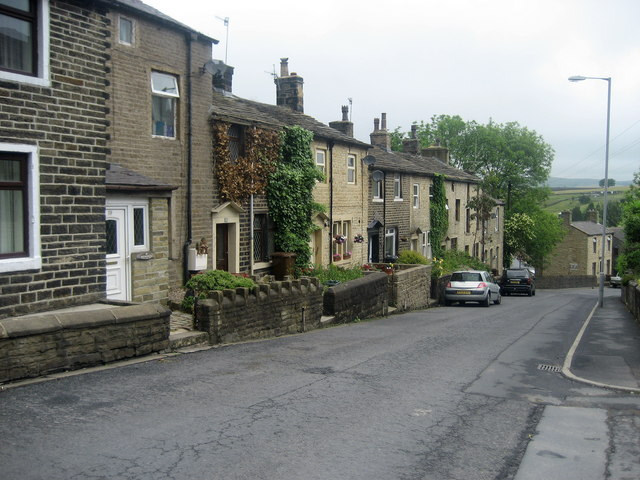 Church Street, Trawden