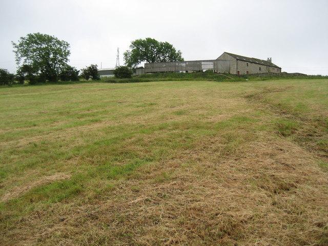 Lower Draught Gates Farm