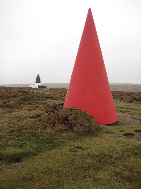 Navigation landmarks, Gwennap Head