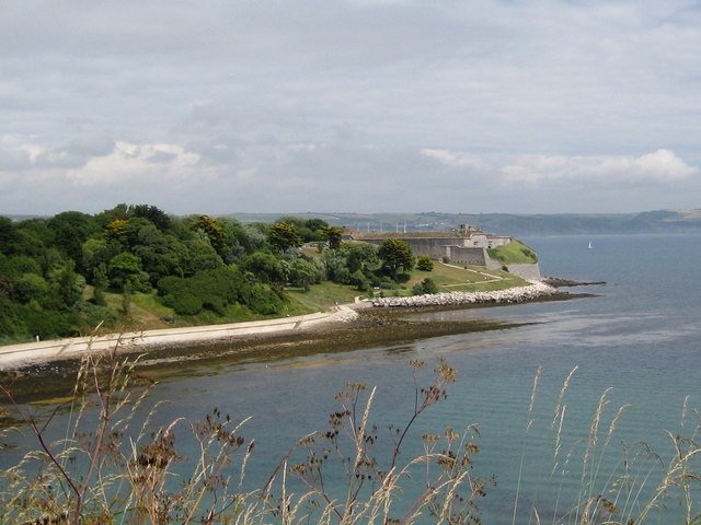 The Nothe from Bincleaves - Weymouth