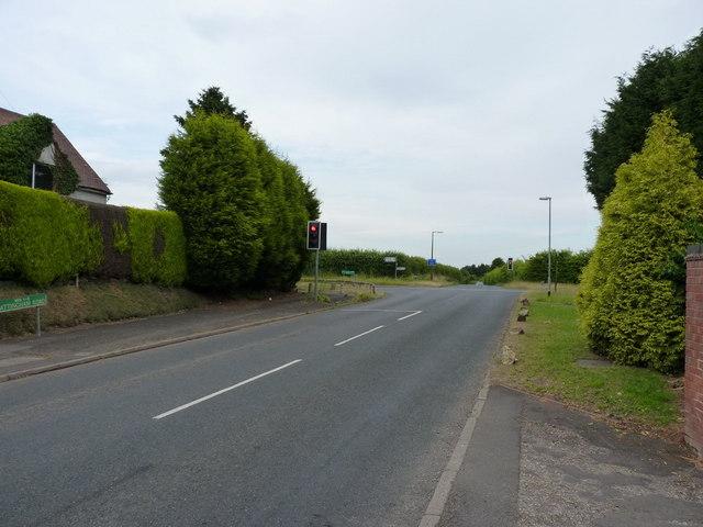 Crossroads - Pattingham Road