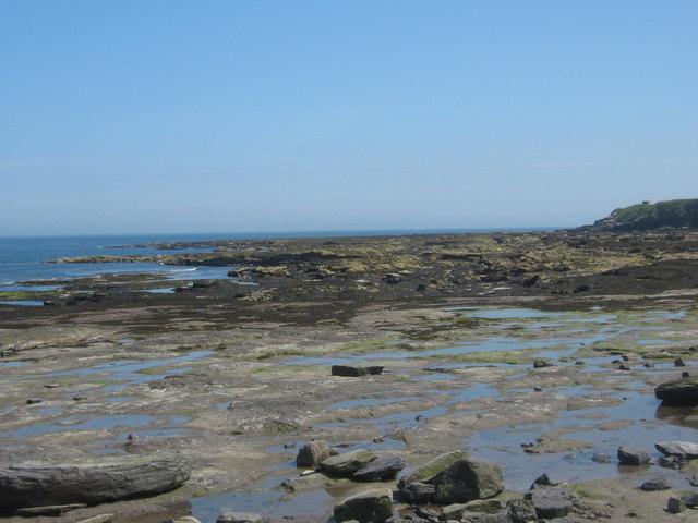 Braidcarr Rocks Seahouses