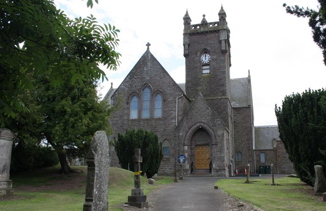 Meigle Church