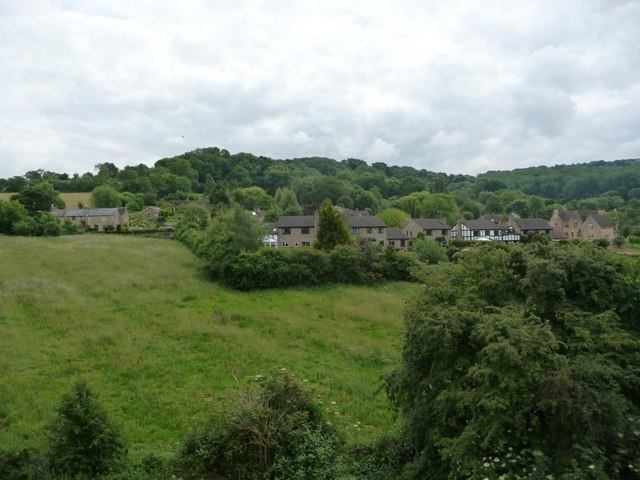New houses in Gretton