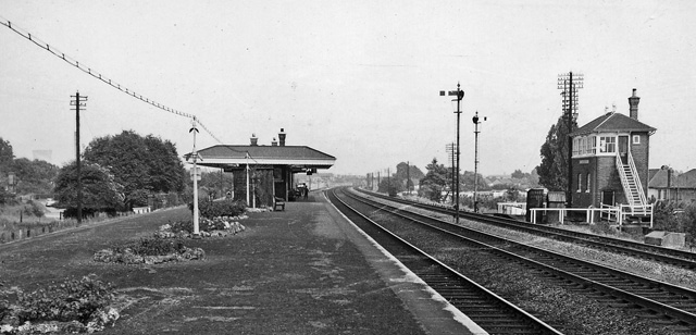 Burnham (Bucks.) Station