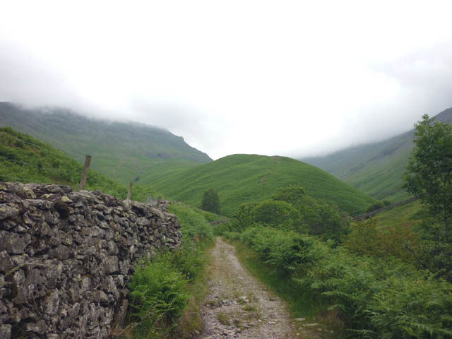 The bridleway up Tongue Gill