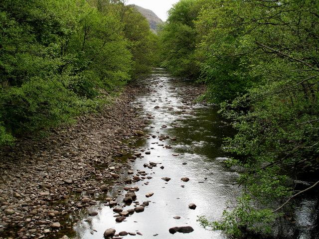 River Attadale