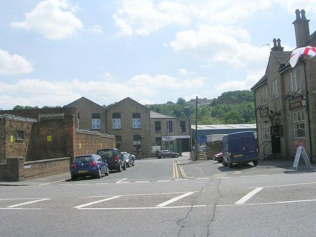 Logwood Street - Lockwood Road