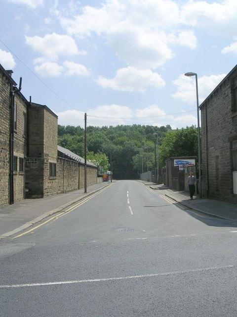 Queens Mill Road - Albert Street