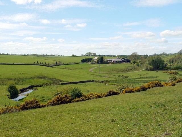Wansbeck Valley near Dean House