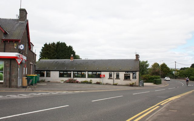 The Joinery Coffee Shop, The Square, Meigle