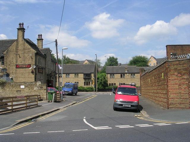 Logwood Street - Albert Street