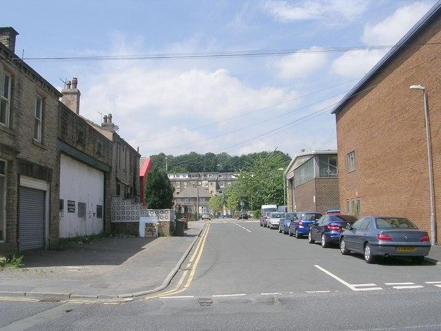 Fair Street - Albert Street