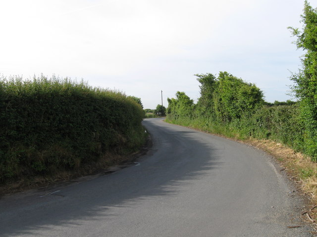 Carr Lane near Middleton