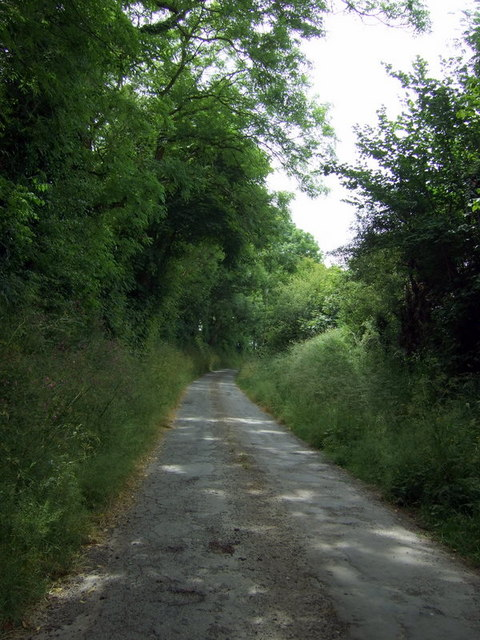 Quiet minor road