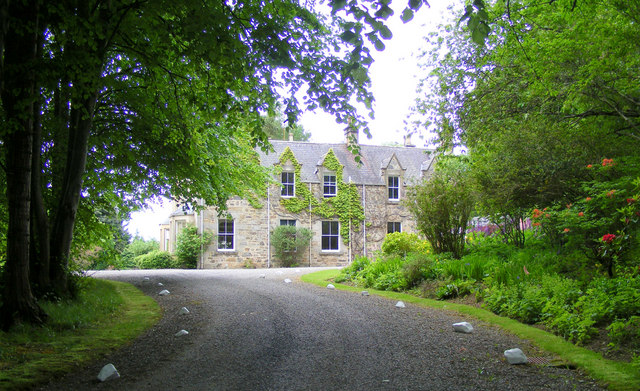 Tombreck House