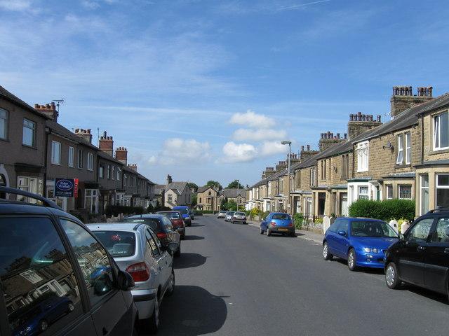 Ulster Road, Bowerham