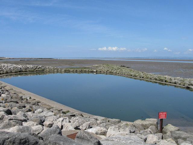 Tidal Pool, Morecambe
