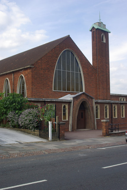 St Mary with St George Hornsey Parish Church