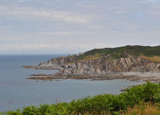 Bull Point, just beyond Rockham Bay