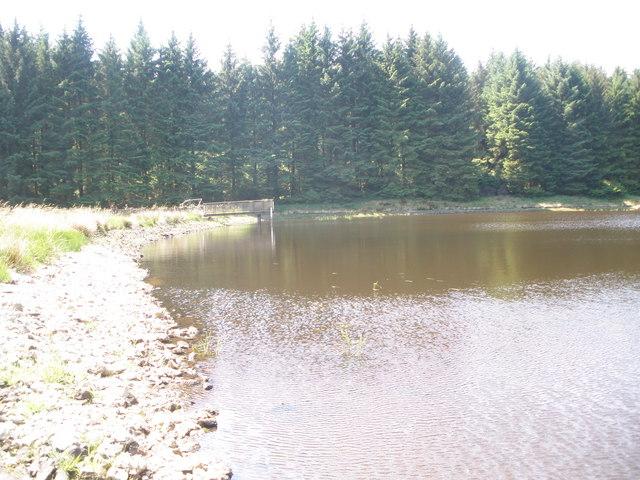 Tighnabruaich Reservoir